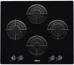 ZANUSSI ZGX65414BA Gas Hob - Black