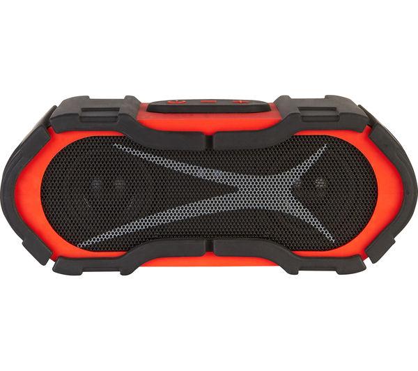 Image of ALTEC LANSING Boom Jacket iMW576 Portable Wireless Speaker - Red
