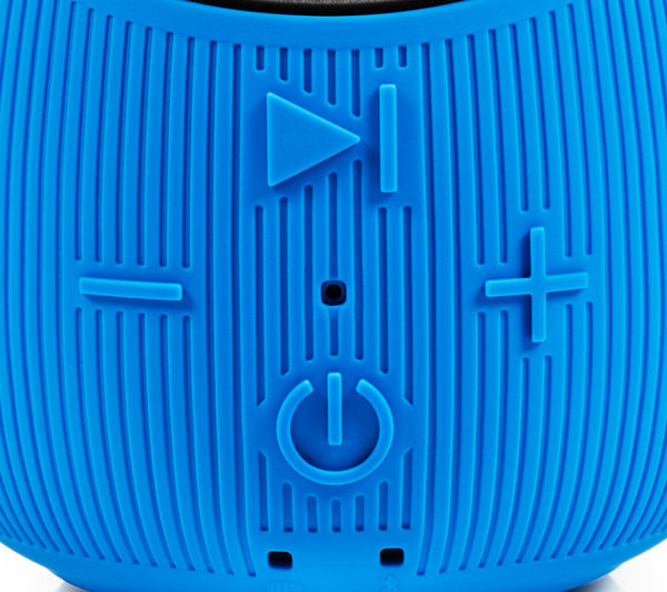 Image of JAM Double Down HX-P370BL Portable Wireless Speaker - Blue