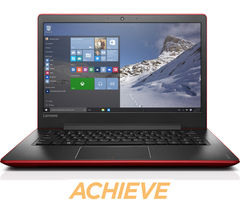 "LENOVO IdeaPad 510S 14"" Laptop - Red"