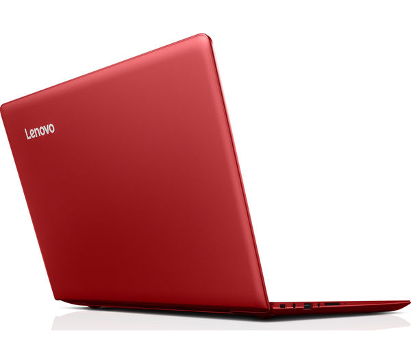 "Image of LENOVO IdeaPad 510S 14"" Laptop - Red"