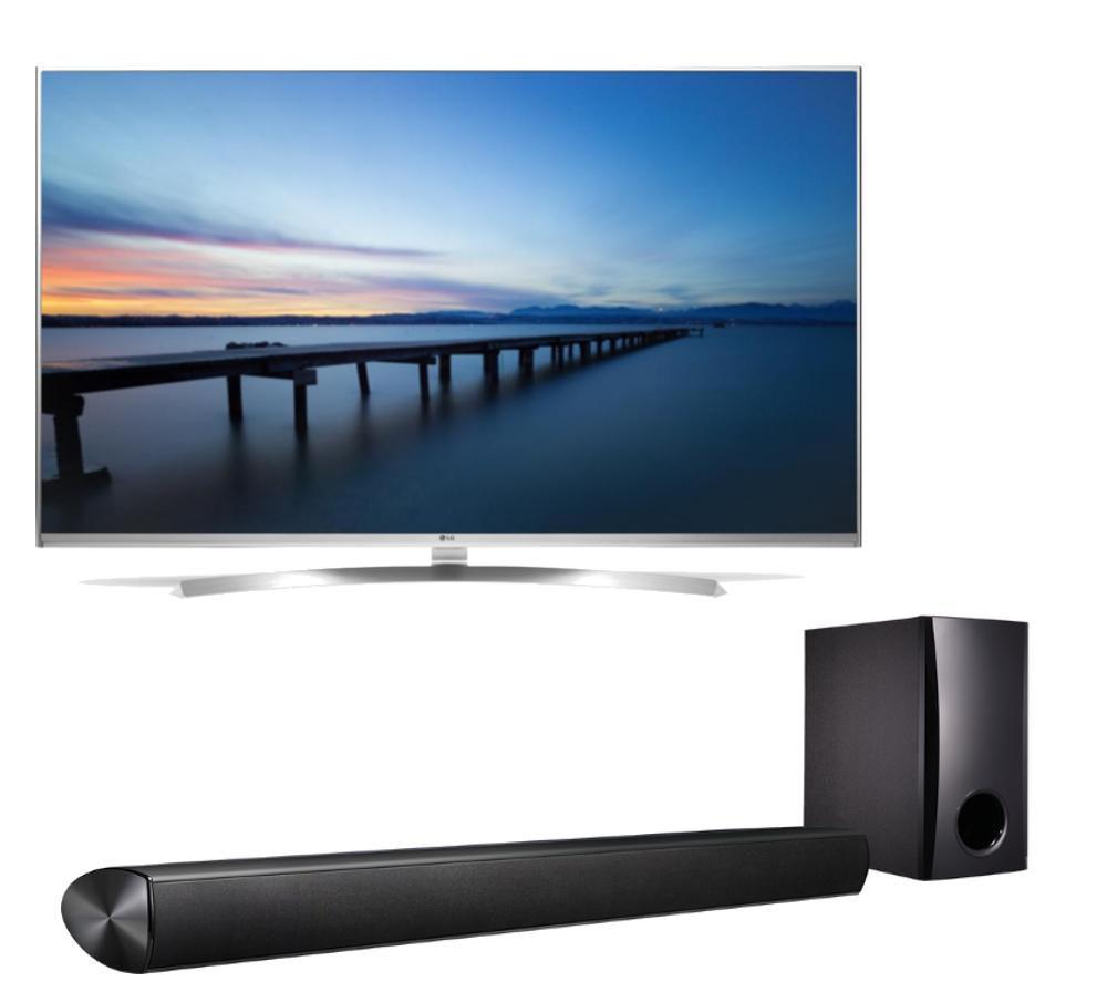 buy lg 60uh850v 3d 4k ultra hd 60 led tv sound bar. Black Bedroom Furniture Sets. Home Design Ideas
