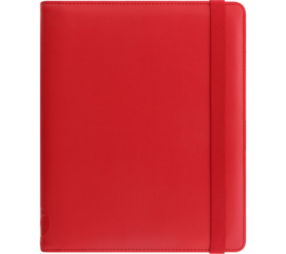 """Filofax Metropol 9.7"""" Tablet Case - Red, Red"""