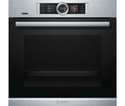 BOSCH HBG6764S6B Electric Smart Oven - Stainless Steel