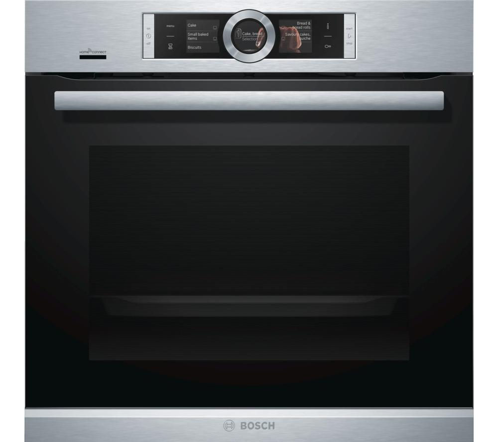 Buy BOSCH HBG6764S6B Electric Smart Oven Stainless Steel