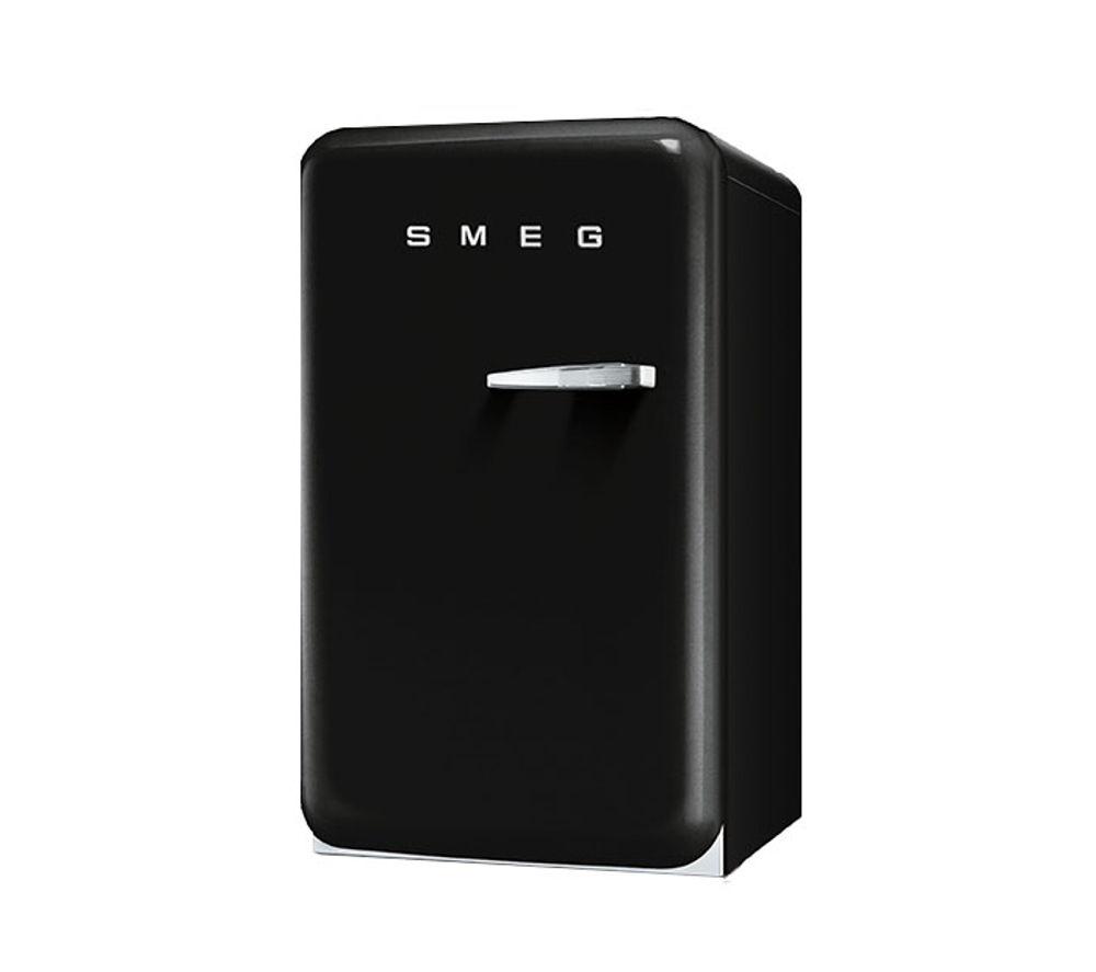 SMEG FAB10LNE Mini Fridge - Black