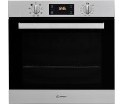 INDESIT IFW6340IX Electric Oven - Stainless Steel