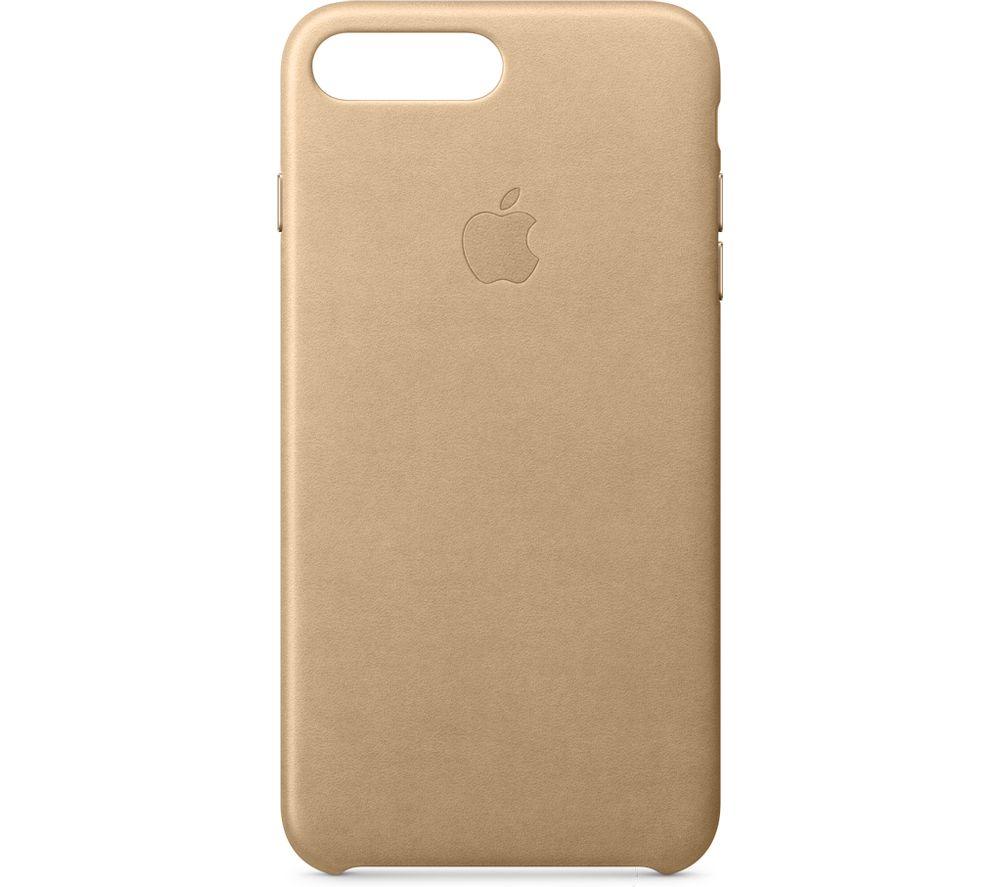 APPLE Leather iPhone 7 Plus Case - Tan