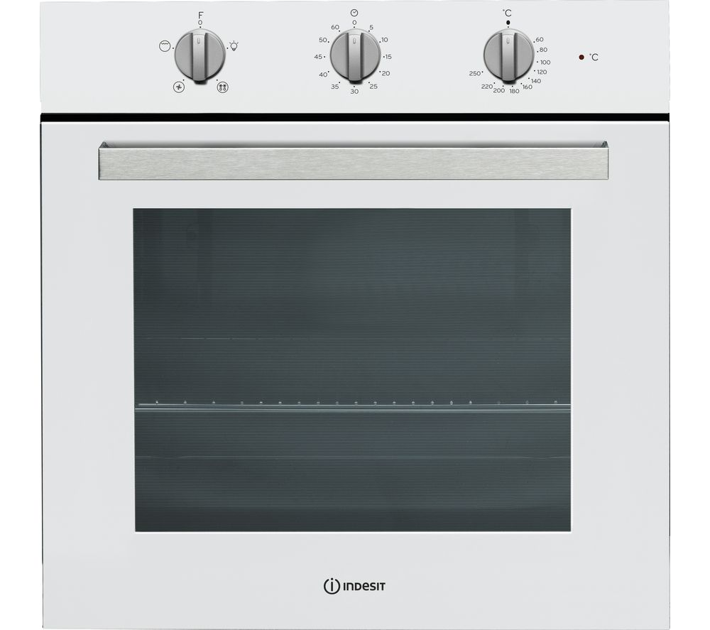 Indesit INDESIT  IFW 6330 Electric Oven  White White