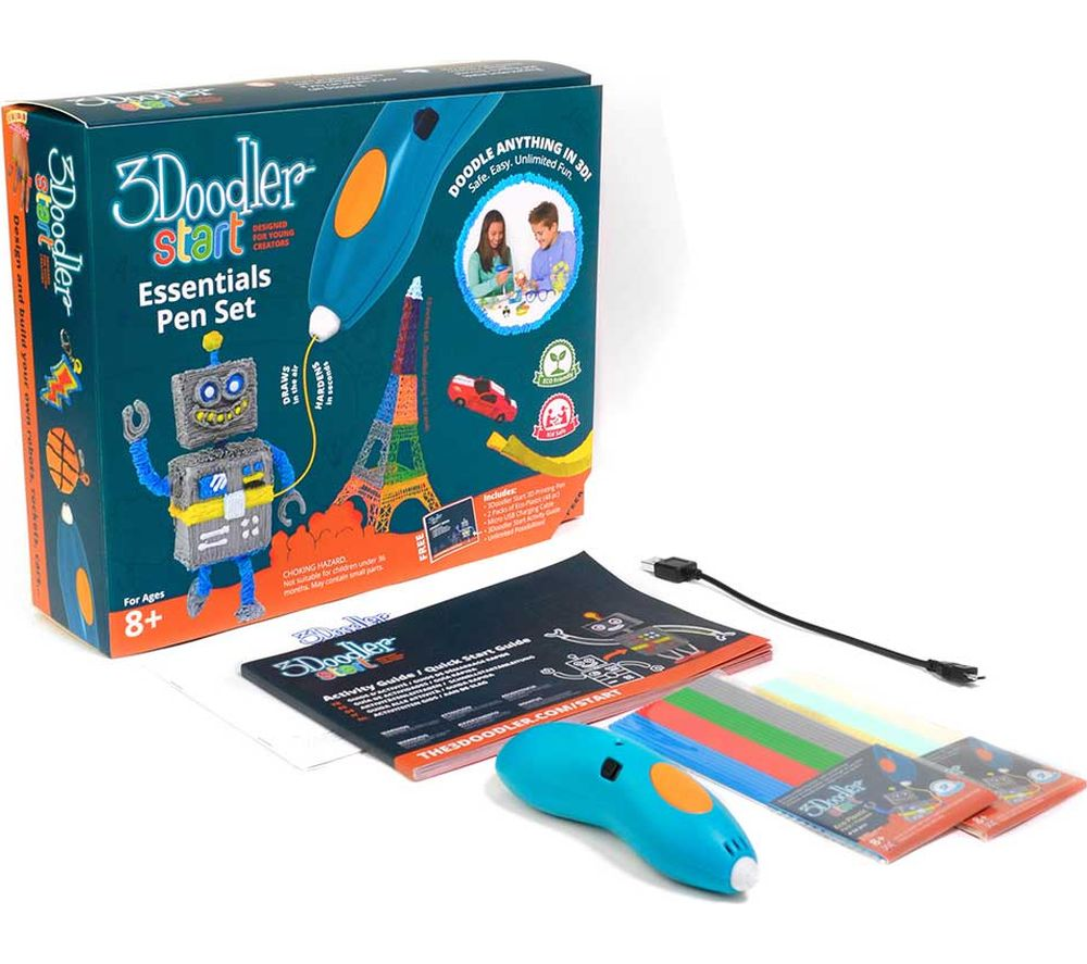 3DOODLER Start 3D Essentials Pen Set