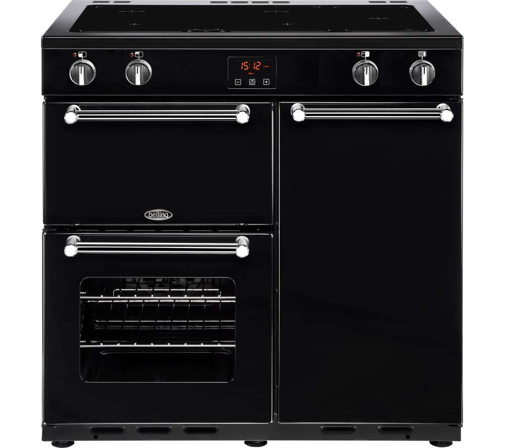 Electric Range Cookers ~ Buy belling kensington cm electric induction range