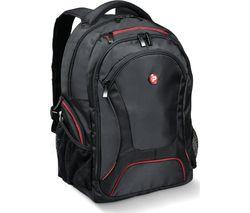 "PORT DESIGNS Courchevel 17.3"" Laptop Backpack - Black"