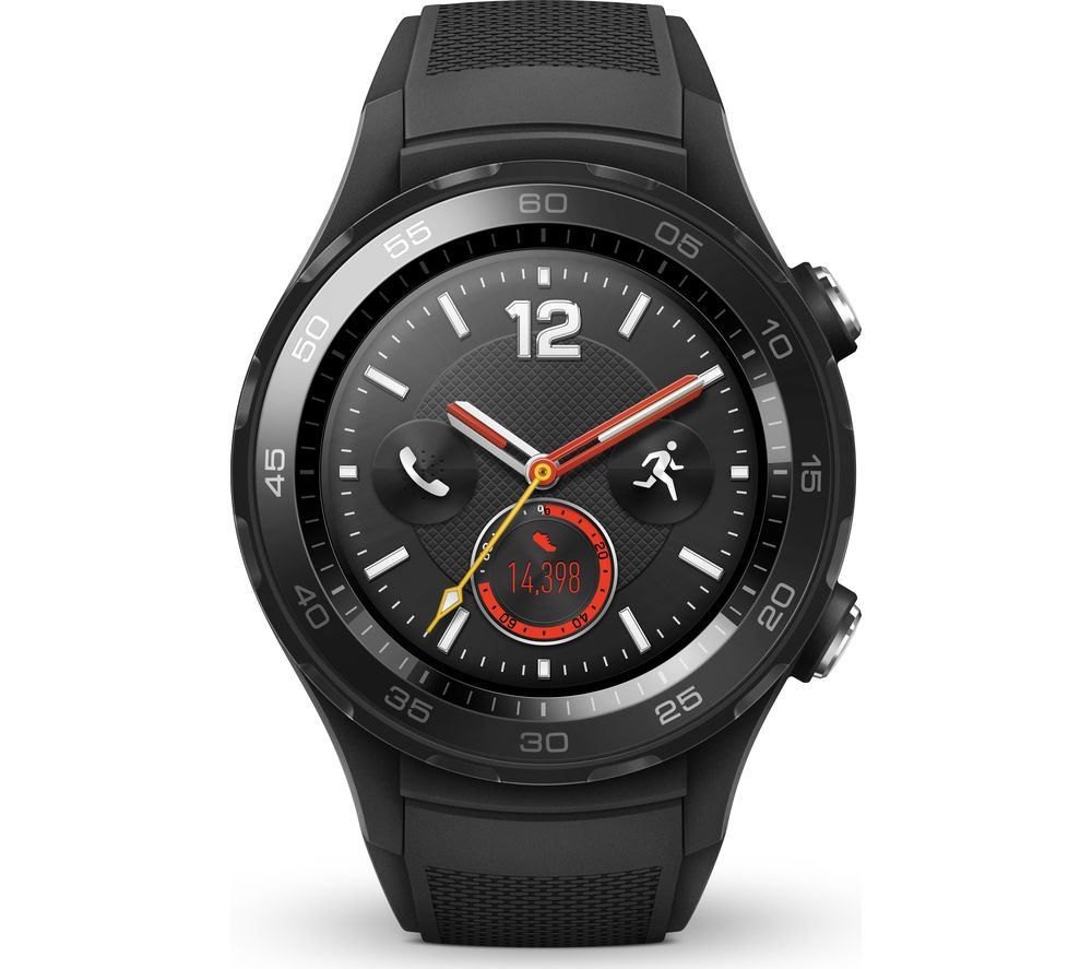HUAWEI Watch 2 Sport 4G  Black Black