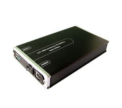"DYNAMODE USB-HD3.5S-3.0 3.5"" USB HDD Enclosure - Black"