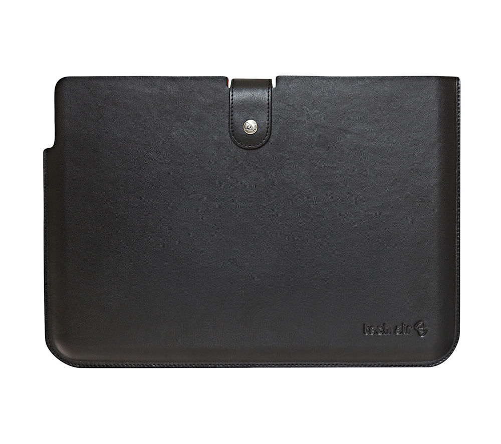 "TECHAIR TAUBSL001 13"" Ultrabook™ Leather Sleeve - Black"