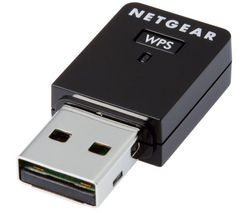 NETGEAR WNA3100M-100ENS N300 Wireless USB Mini Adapter
