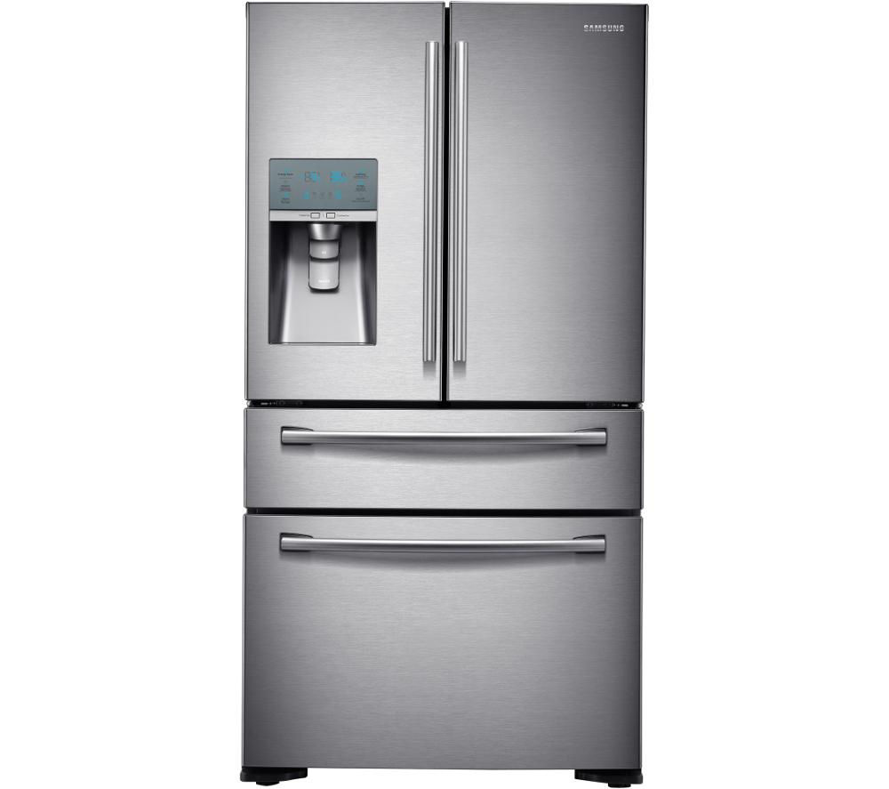 SAMSUNG  RF24FSEDBSR AmericanStyle Fridge Freezer  Stainless Steel Stainless Steel