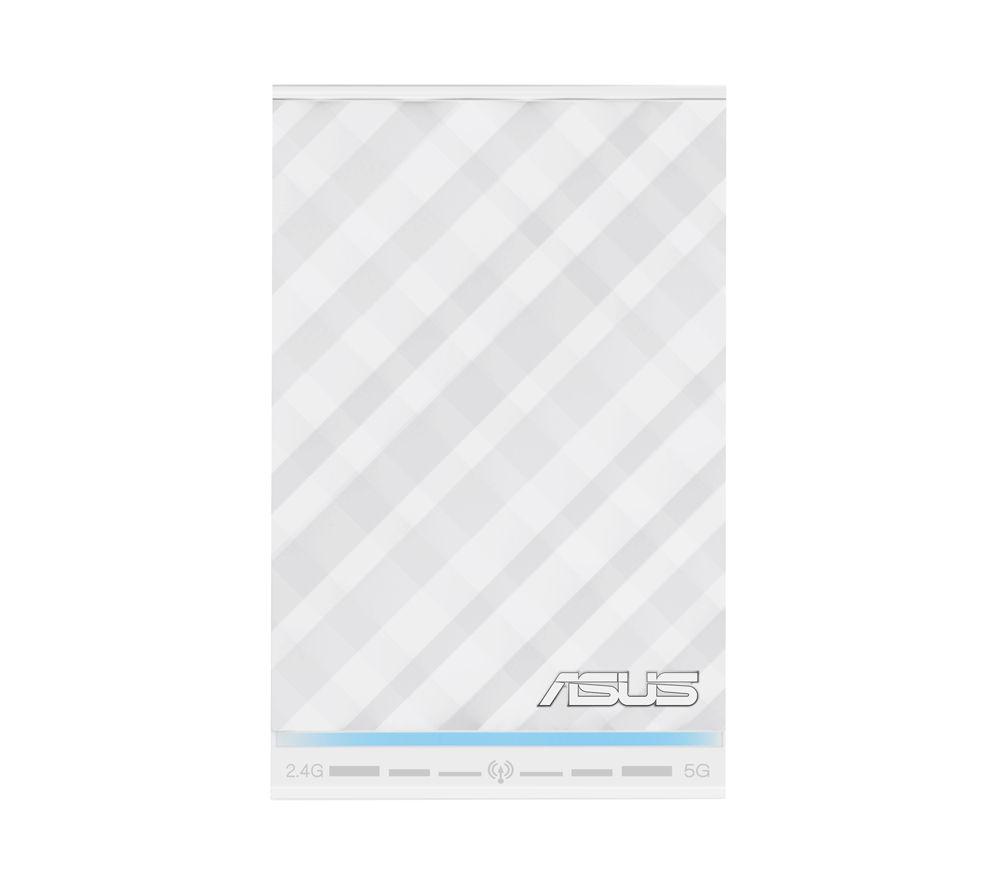 ASUS RP-N53 WiFi Range Extender – N600, Dual Band