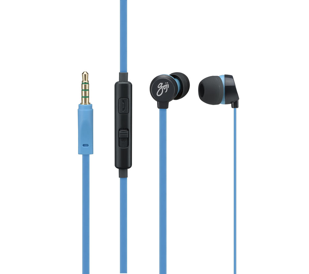 GOJI GVIBEBL14 Headphones - Blue