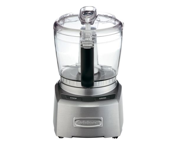 Cuisinart CH4BCU Elite Mini Food Processor   Silver, Silver