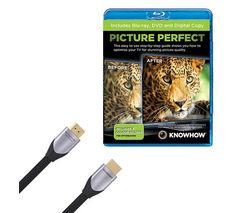 SANDSTROM AV Silver Series HDMI Cable - 2 m