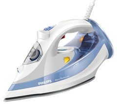 PHILIPS Azur Performer GC3802/20 Steam Iron - Blue & White