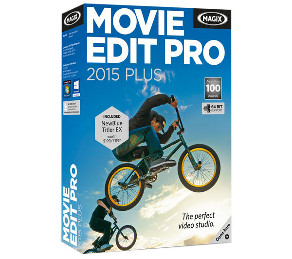 Magix Movie Edit Pro 2015 Plus