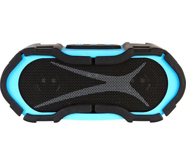 Image of ALTEC LANSING Boom Jacket iMW576 Portable Wireless Speaker - Blue