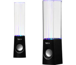 TEC+ Dancing Water Speakers