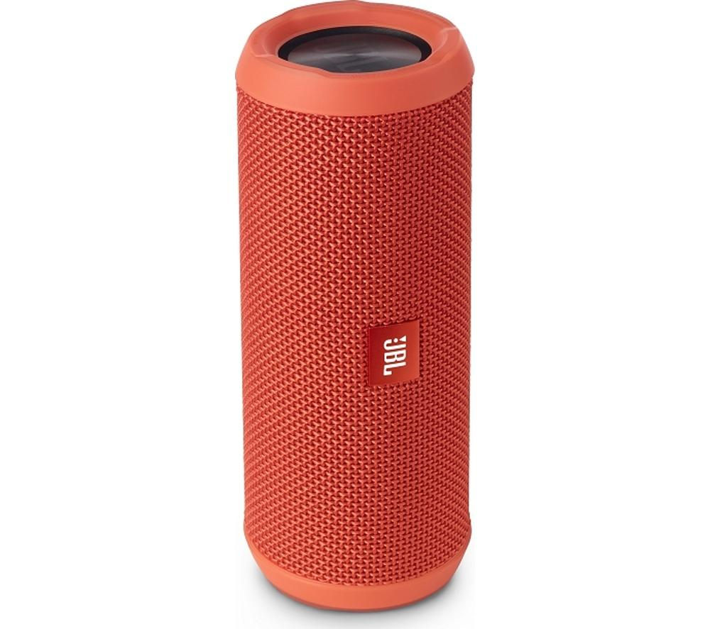 JBL Flip 3 Portable Wireless Speaker - Orange