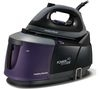 MORPHY RICHARDS Power Steam Elite 332001 Steam Generator Iron - Black & Purple