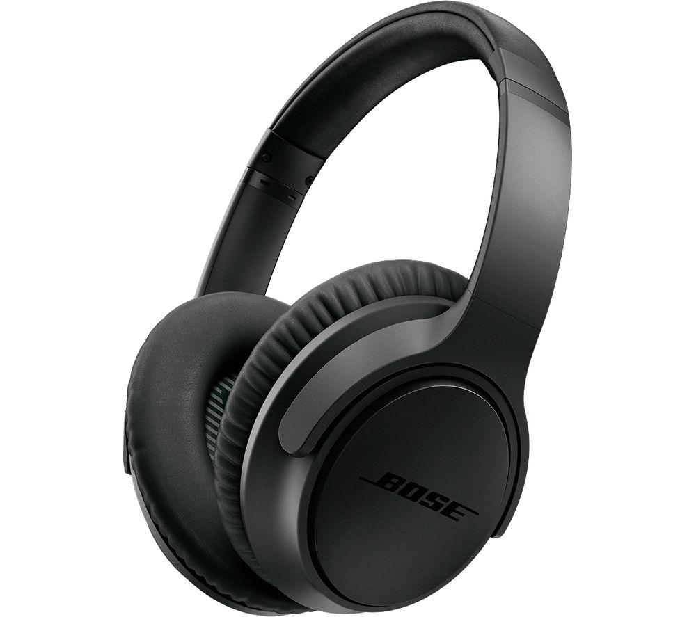 BOSE SoundTrue II Headphones - Charcoal Black Deals | PC World