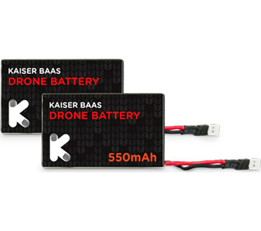KAISER BAAS Alpha Drone KBA15004 Lithium-ion Battery - Twin Pack