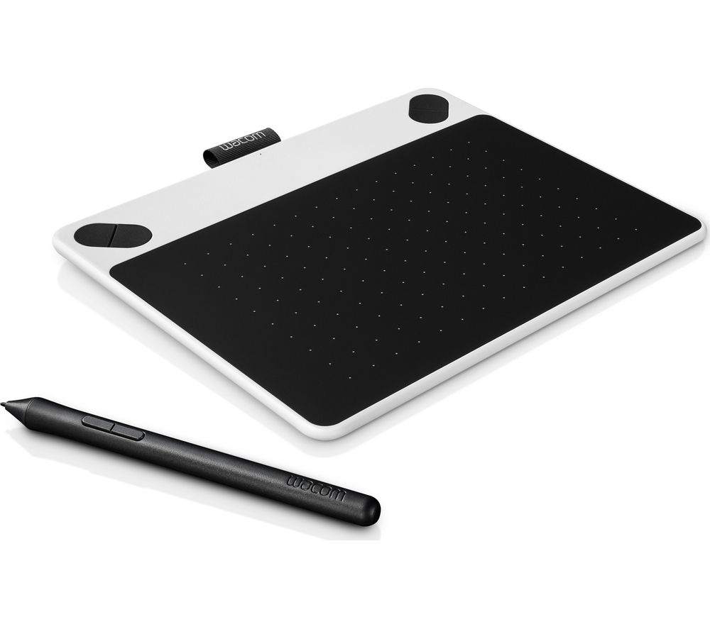 "Image of Wacom Intuos Draw Pen 7"" Graphics Tablet"