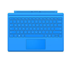 MICROSOFT Surface Pro Typecover - Bright Blue