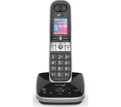 BT 8610 Cordless Phone with Answering Machine