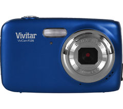 Vivitar VF126-BLU-INT Compact Camera - Blue