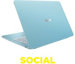 "ASUS X541SA 15.6"" Laptop - Blue"