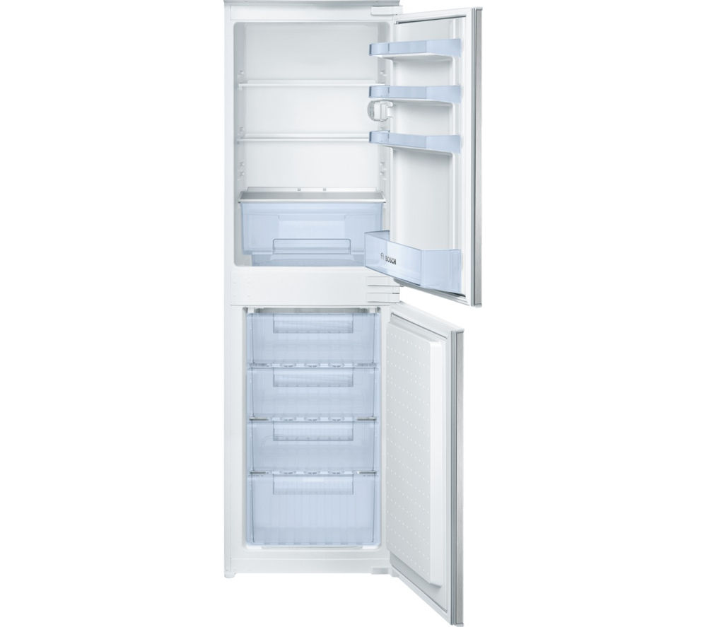 BOSCH  KIV32X23GB Integrated Fridge Freezer  White White