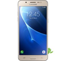 SAMSUNG Galaxy J5 - 16 GB, Gold