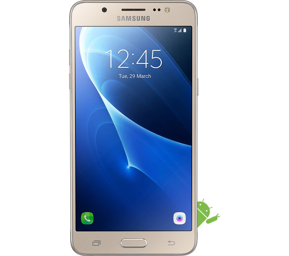 Buy SAMSUNG Galaxy J5 - 16 GB, Gold | Free Delivery | Currys
