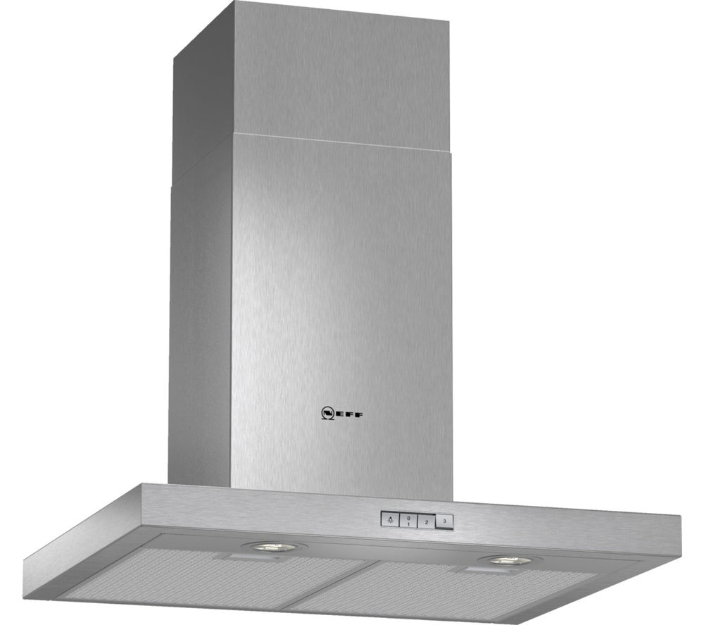 NEFF D76SR22N0B Chimney Cooker Hood - Stainless Steel
