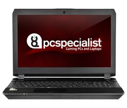 PC SPECIALIST Defiance III RS15-X 15.6