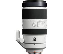 SONY 70 - 400 mm f/4-5.6G SSM Telephoto Zoom Lens
