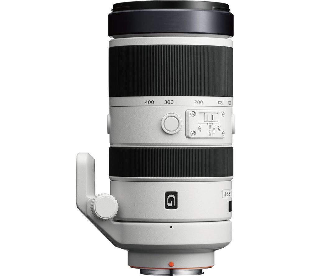 SONY 70 - 400 mm f/4-5.6G SSM Telephoto Zoom Lens