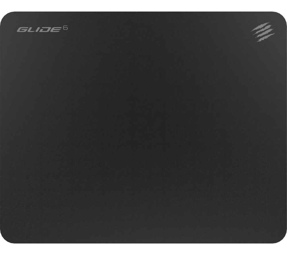 MAD CATZ Glide 6 Gaming Surface - Black, Black