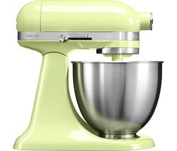KITCHENAID Artisan Mini 5KSM3311XBHW Stand Mixer - Honeydew