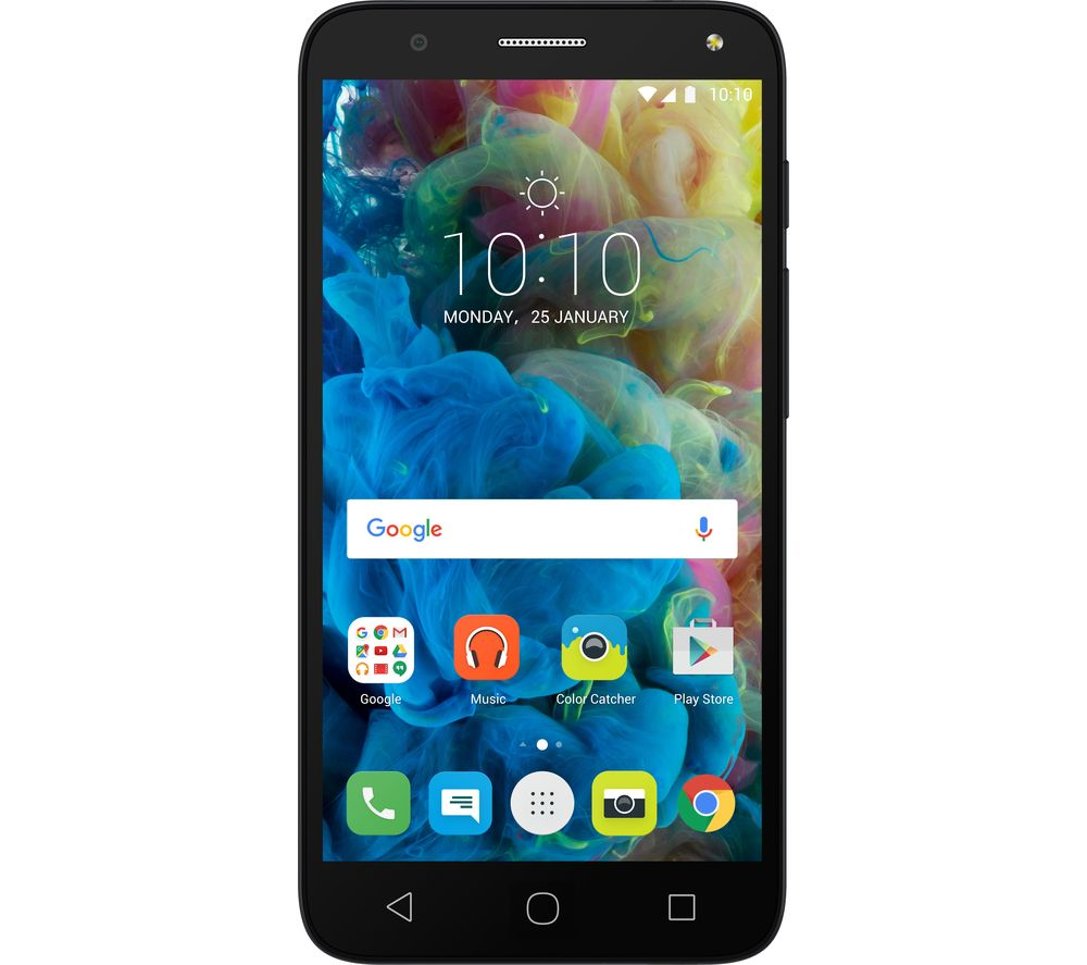 ALCATEL POP 4 - 8 GB, Black