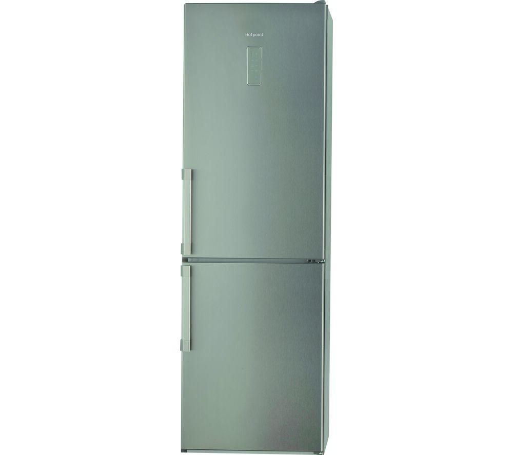 HOTPOINT SMP8 D2Z X H 60/40 Fridge Freezer - Silver
