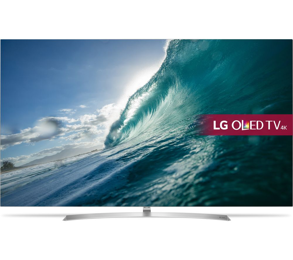 55  LG OLED55B7V  Smart 4K Ultra HD OLED TV